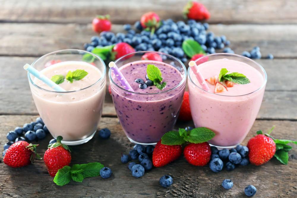 protein shake without protein powder